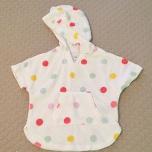 Baby Gap Coverup Poncho! 3-6 months